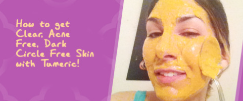 Screen Shot 2014 08 25 at 11.41.52 AM How to get Clear, Acne Free, Dark Circle Free Skin   Turmeric!