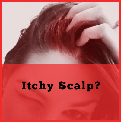 Solutions for Itchy Scalp