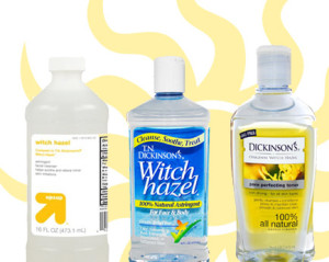 skin care benefits of witch hazel
