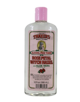 high quality alcohol-free witch hazel for skin care benefits