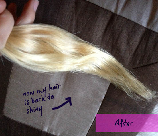 how to get shiny hair How to Deep Condition and Get Shiny Hair in 3 hours! DIY Hair Remedy