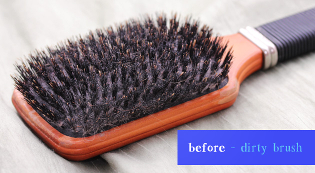 how to properly clean your hair brush How to Properly Clean your Hair Brush