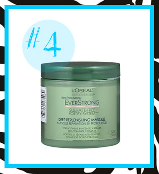 loreal everstrong for bleached hair
