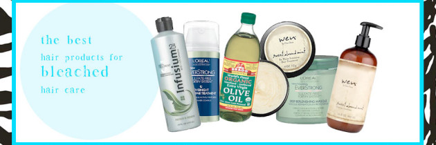 The BEST Hair Products for Bleached Hair Repair and Rescue!