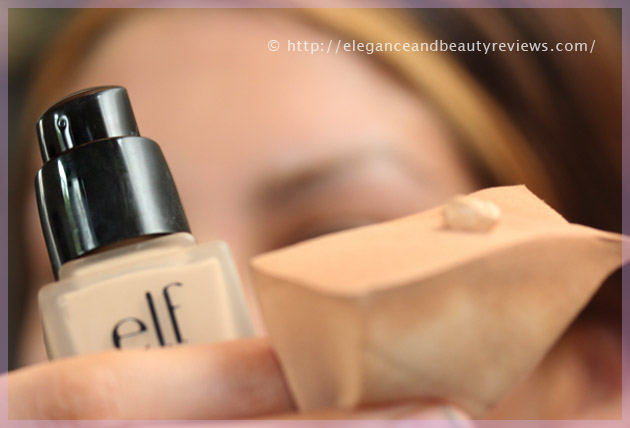 elf Studio Flawless Finish Foundation Review 6 Elf Studio Flawless Finish Foundation Review E.L.F. Cosmetics