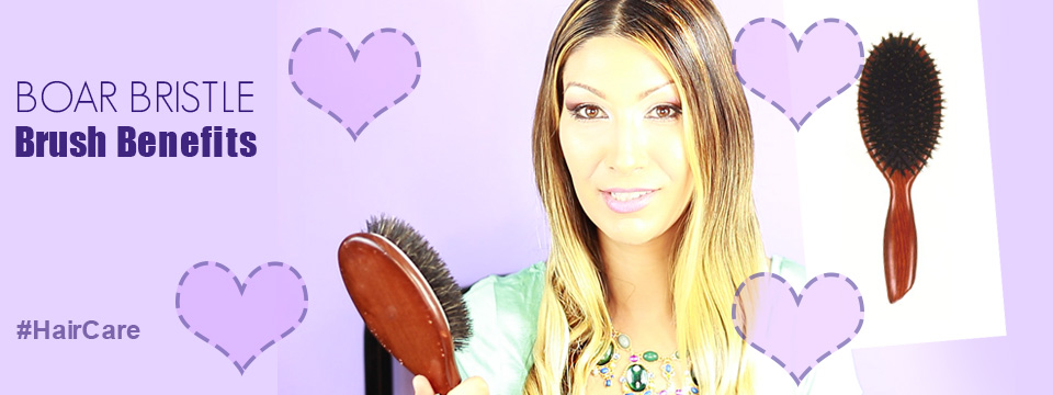 boar bristle brush benefits