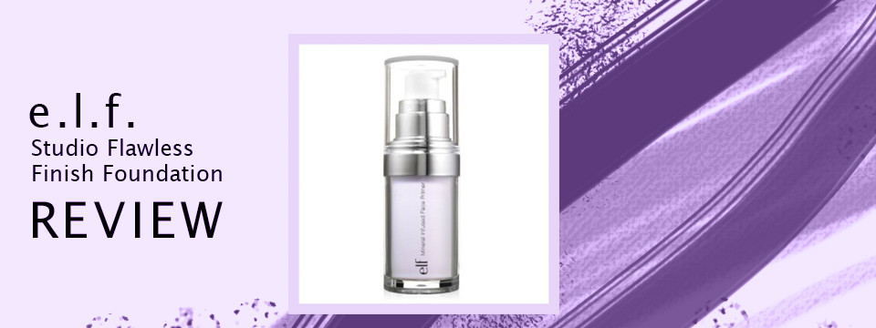 elf Mineral Face Primer Review