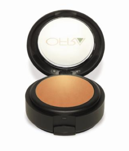 OFRA Pressed Blush - Raisin warm Mocha with yellow undertones