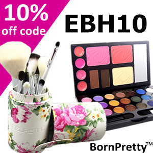 born pretty coupon 10% off