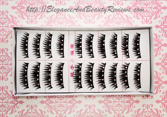my eyelashes!