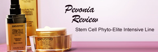 Pevonia Stem Cell Phyto-Elite Intensive Line Review