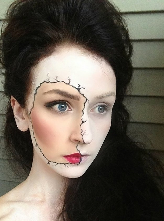 Halloween Makeup Idea