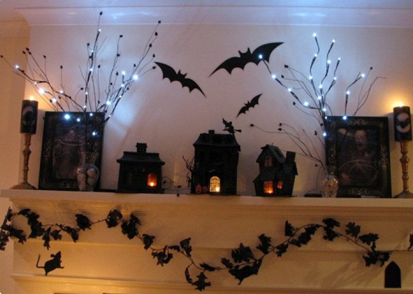 Halloween Decoration Ideas  Very Cute! - Pretty Halloween Decorations