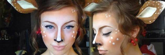 Halloween Makeup Ideas from around the Internet