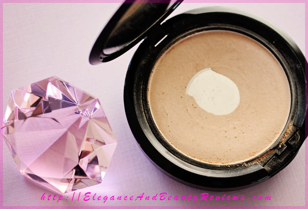 NYX Stay Matte but not Flat Powder Foundation Review with photos
