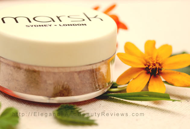 Marsk mineral foundation review - Sand