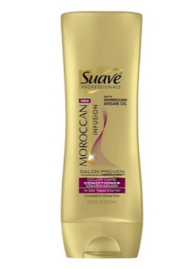 Suave Moroccan infusion color care conditioner review