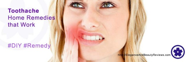 Toothache Home Remedies that Work
