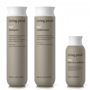 Living Proof No Frizz Shampoo and Conditioner
