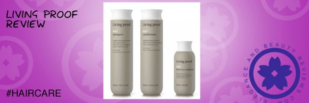 Living Proof No Frizz Shampoo and Conditioner Review