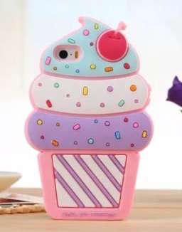 cupcake cell phone case