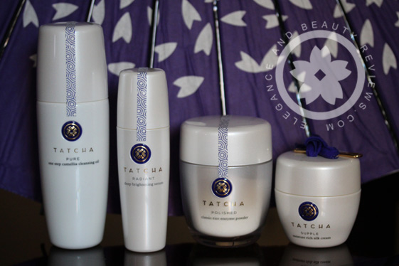 tatcha review skin care