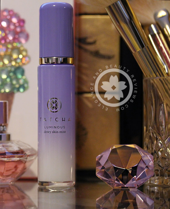 tatcha luminous dewy spray review