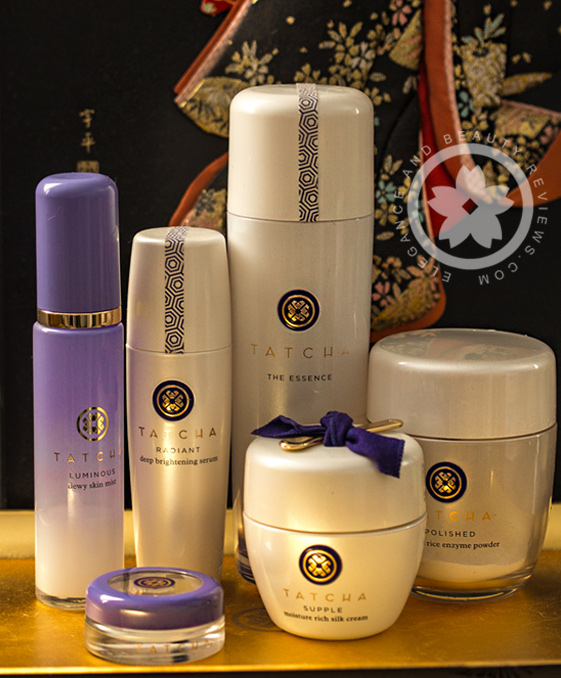 tatcha skin care collection