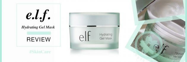 elf Hydrating Gel Mask Review