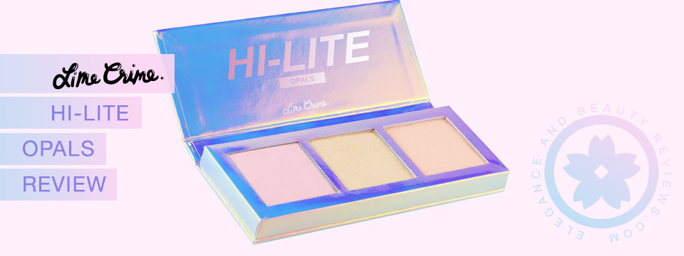 Lime Crime HI LITE Opals Palette Review