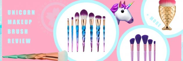 Unicorn Makeup Brush Review 🦄