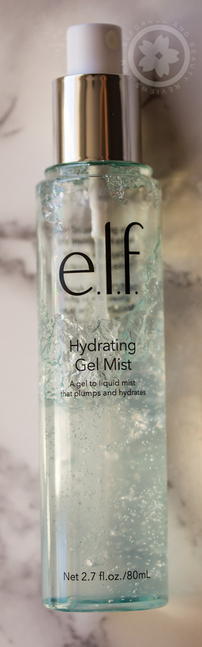 elf hydrating gel mist review photo