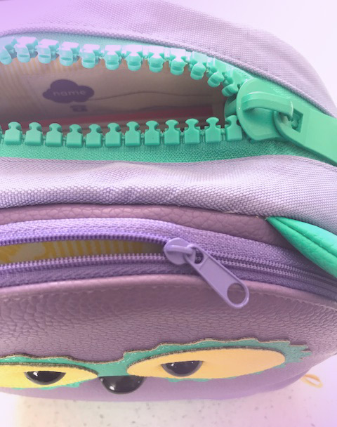puku pals zippers