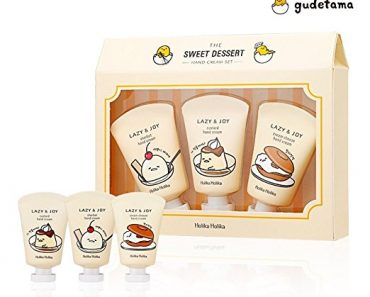 holika holika sweet dessert hand cream