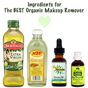 The Best and Organic Way to Remove Makeup
