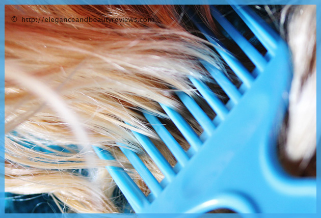how to untangle hair snarls