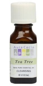 Benefits of Face Steaming -tea tree oil