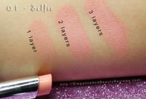 glamour dolls lip cream selfie