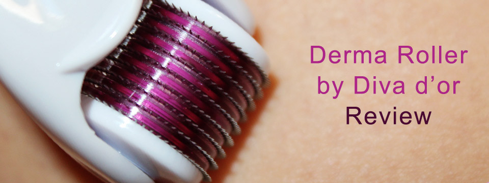 Derma Roller by Diva Review