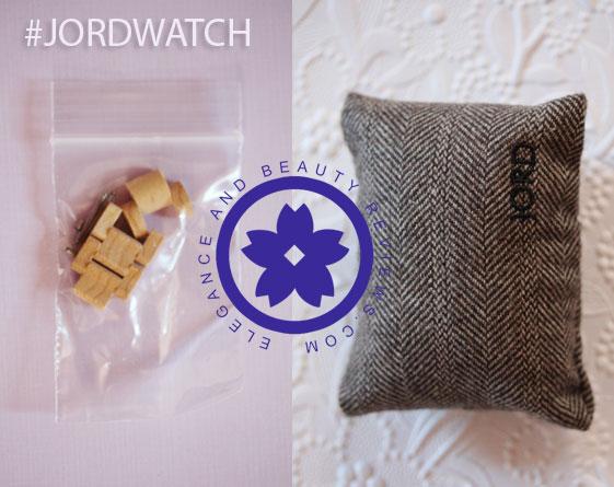 JORD watch cushion