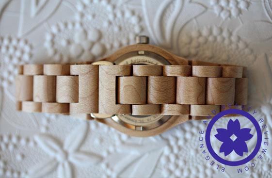 jord wood watch band