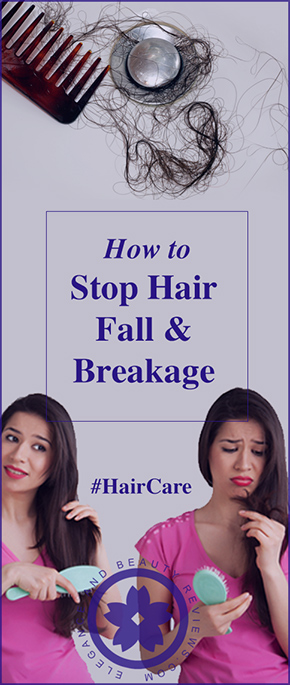 How to Stop Your Hair from Breaking and Falling Out