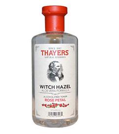 Thayers Rose Petal Witch Hazel Toner Review
