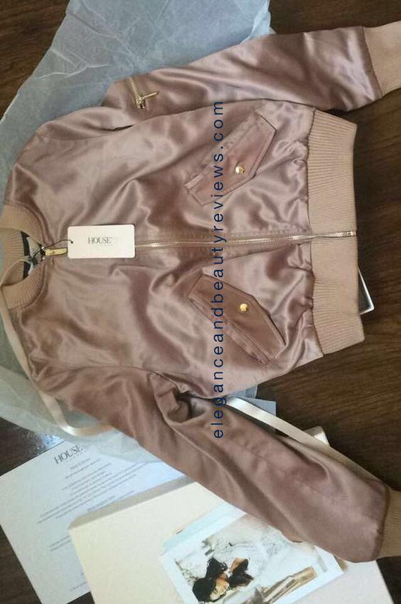 house of cb review dena jacket
