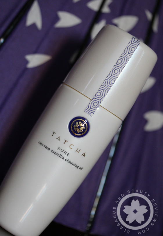 tatcha pure one step camellia oil