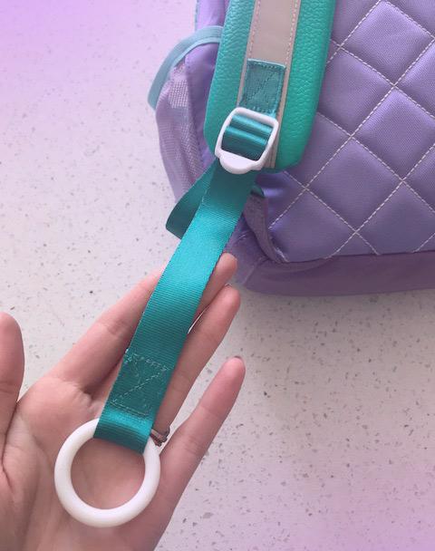 backpack pull strings