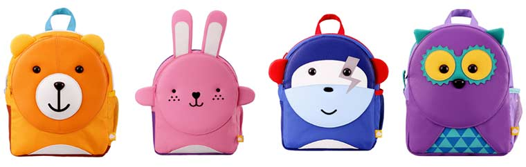 puku pals backpack review
