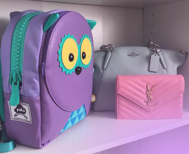 puku pals with purses