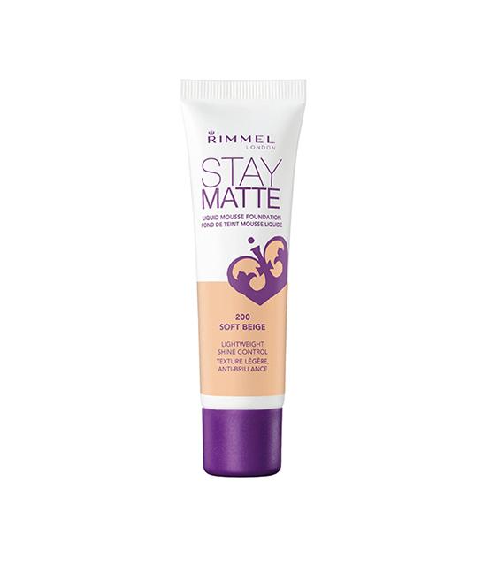 Rimmel Stay Matte Liquid Foundation Review