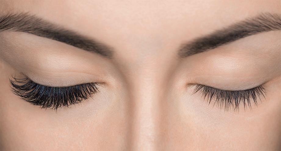 eyelashes falling out